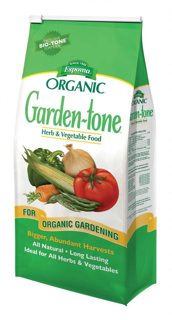 Garden Tone Organic Fertilizer