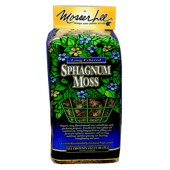 Long-Fibered Sphagnum Moss - Ship to Store - Pickup In Store Only