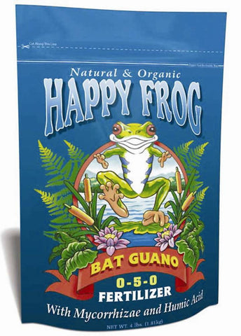 Happy Frog Organic Bat Guano Fertilizer