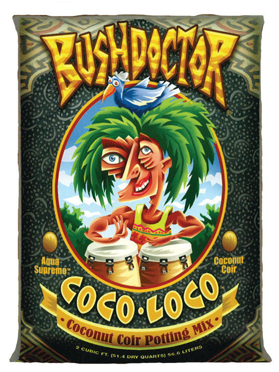 Bushdoctor Coco-Loco Potting Mix