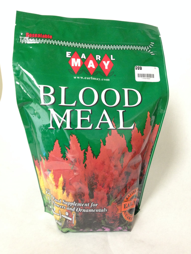 Earl May Organic Blood Meal