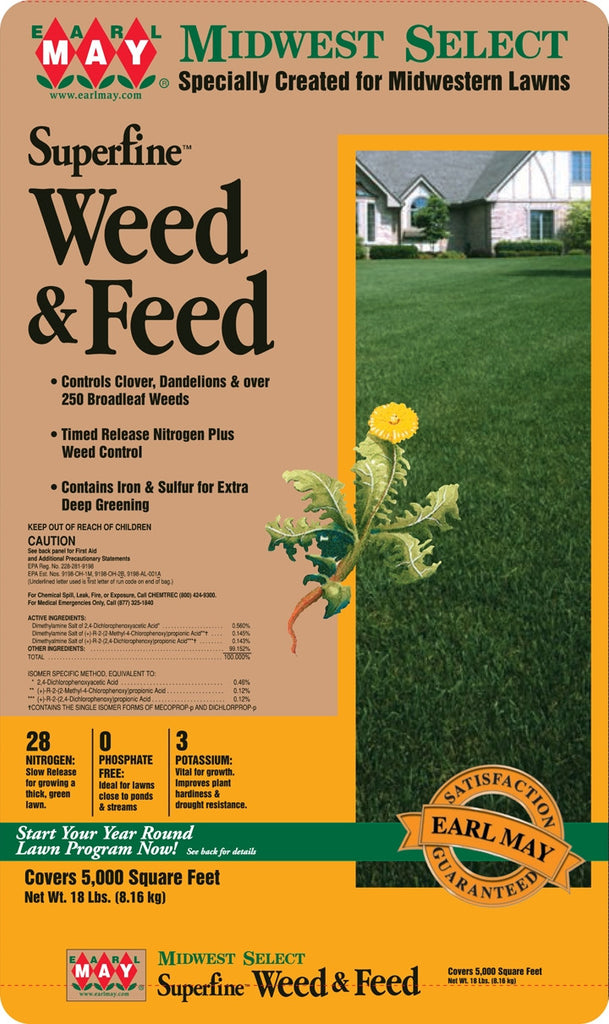 Premium Weed and Feed