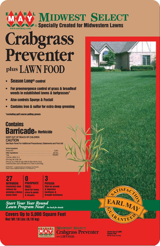 Premium Crabgrass Preventer