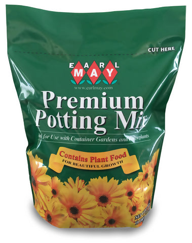 Earl May Premium Potting Mix 26Qt. - Ship to Store - Pickup In Store Only