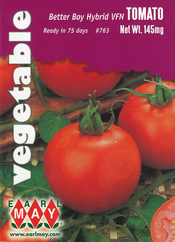 Better Boy Hybrid VFN Tomato Seeds