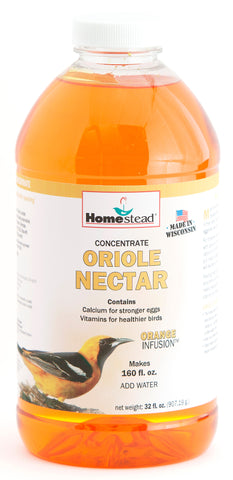 Liquid Oriole Nectar Concentrate