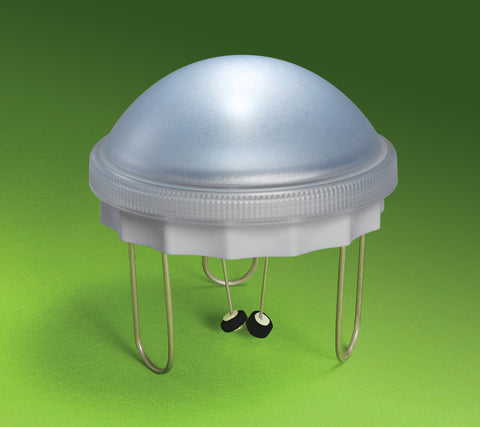 Solar Bird Bath Water Wiggler