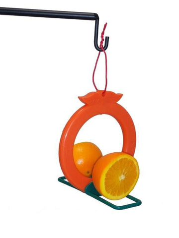 Double Orange Feeder