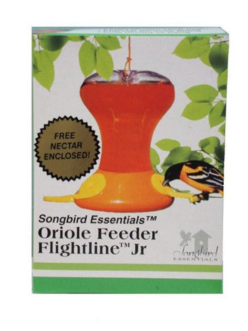 Oriole Feeder with Nectar