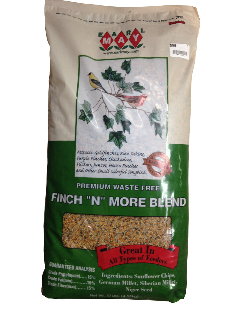 Earl May Finch-N-More Bird Food