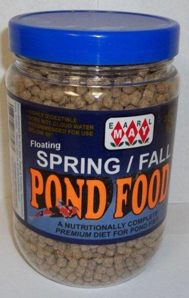 Spring & Fall Pond Food