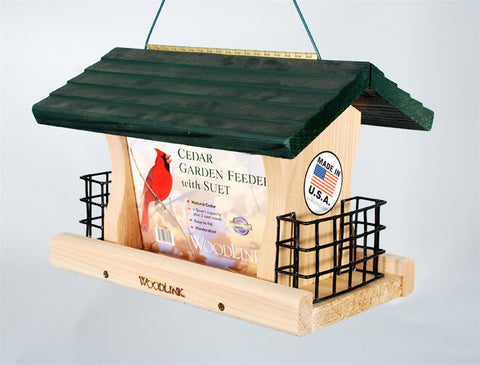 Woodlink Bird Feeder