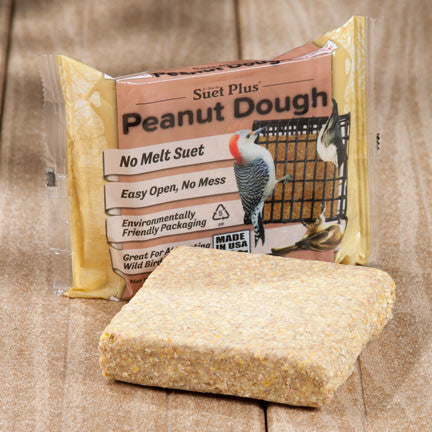 Suet Plus Peanut Dough