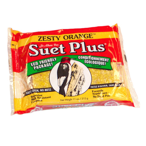 Wildlife Sciences Suet Zesty Orange