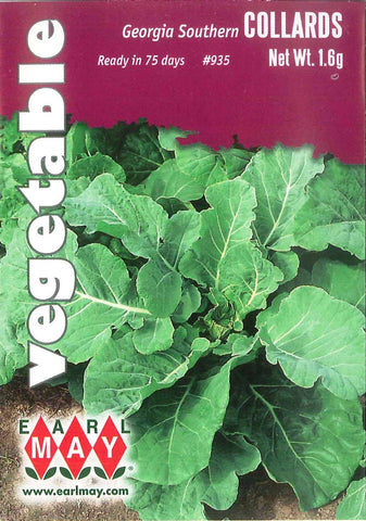 Collards - Georgia Southern Collards Seeds