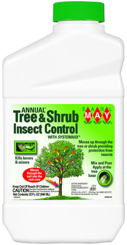Annual Tree & Shrub Insect Control 32 oz.