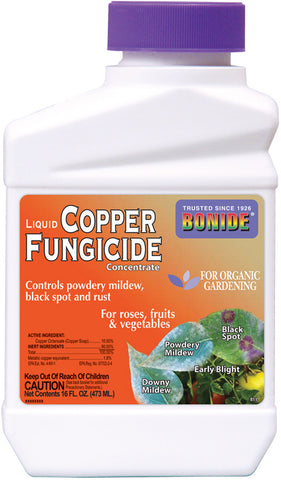 Copper Fungicide Concentrate