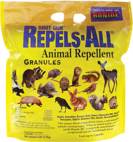 Repels-All Granules