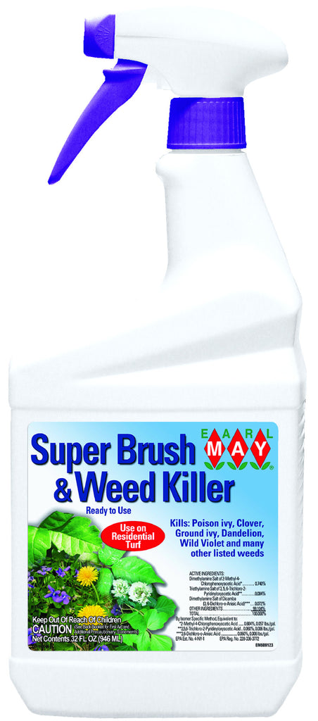 Super Brush and Weed Killer Concentrate