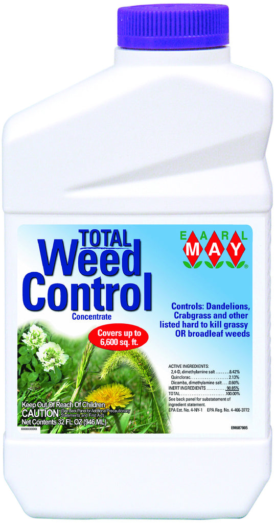 Total Crabgrass and Weed Concentrate