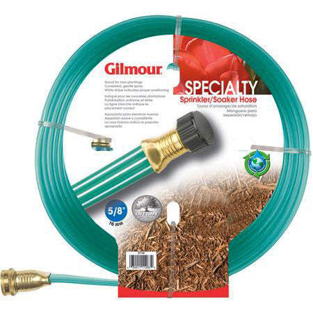Gilmour Three Tube Sprinkler / Soaker