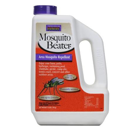 Mosquito and Gnat Repelling Granules