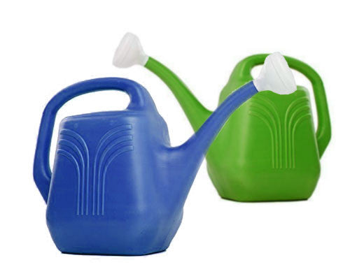 2-Gallon Plastic Watering Cans