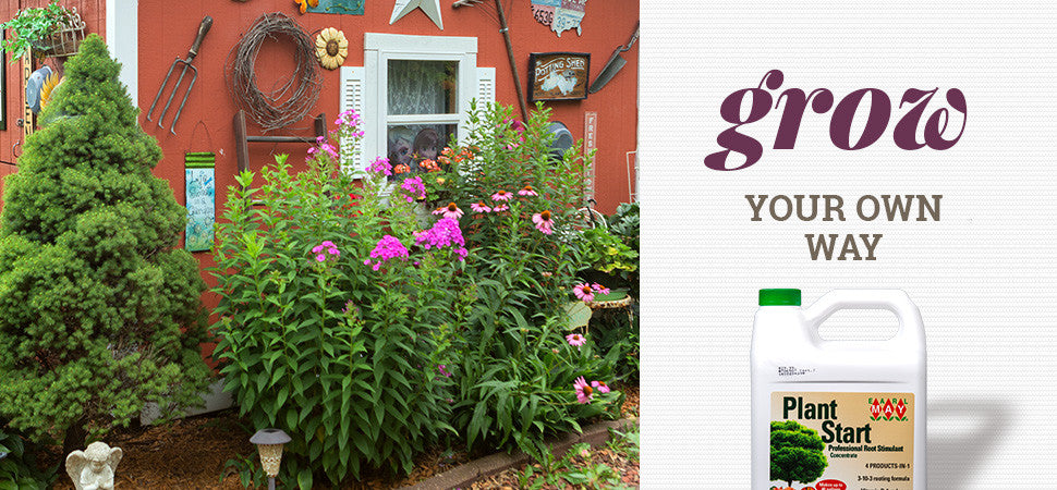 Grow your own way with Earl May Garden Supplies