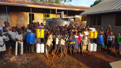 ugandan water project site impact