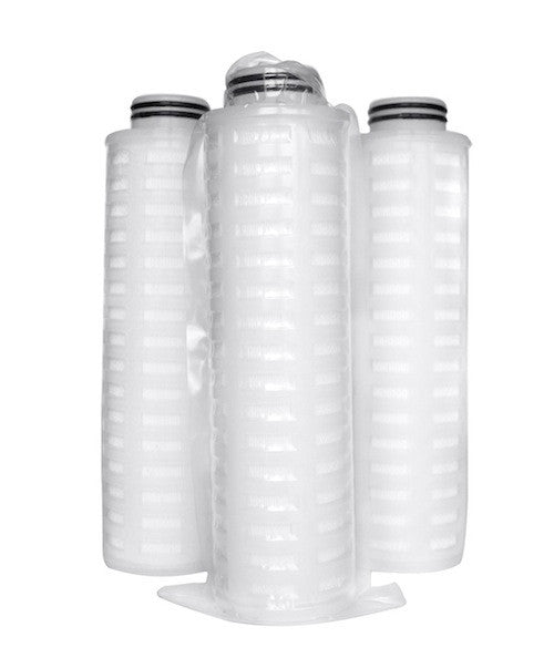 Graver Citadel Series PTFE Filter Cartridge Pleated Filter Cartridge - Filtersource.com