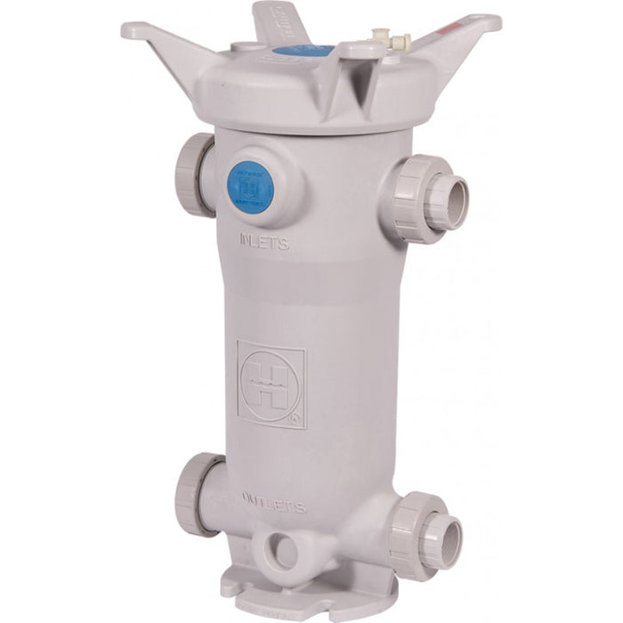 FLV Series Polypropylene Bag Filter Housing