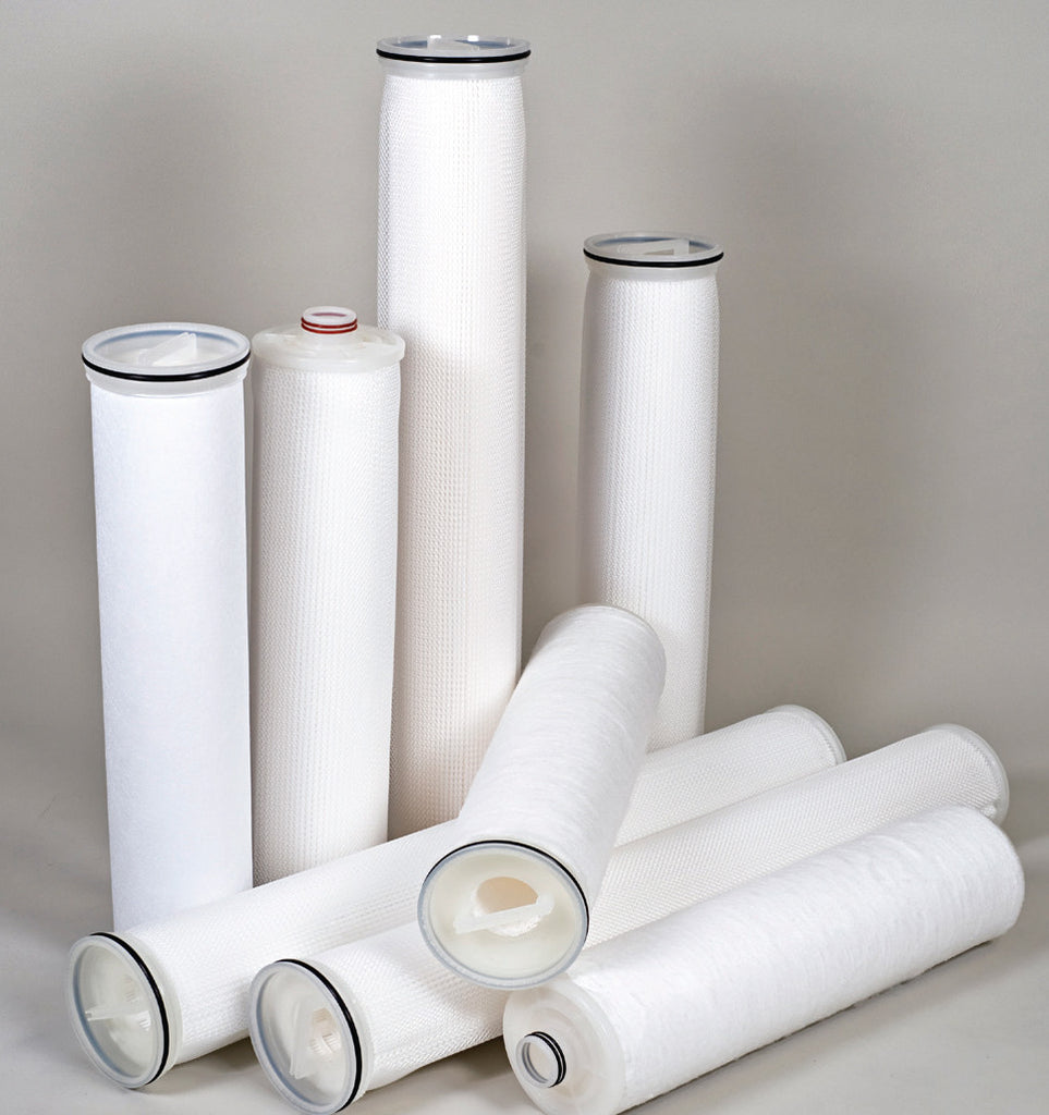Graver Technologies Industrial Filter Products Online Peco Fuel Filters High Flow Pleated Cartridge