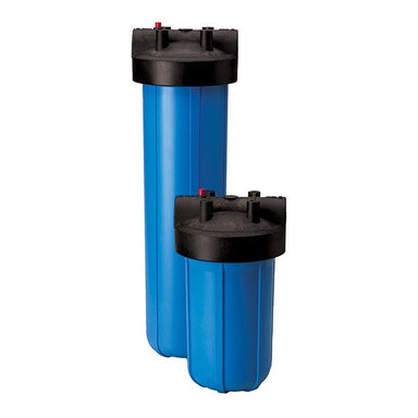 Pentek Big Blue, Big White & Big Clear Plastic Housing Liquid Filter Housing - Filtersource.com - 2