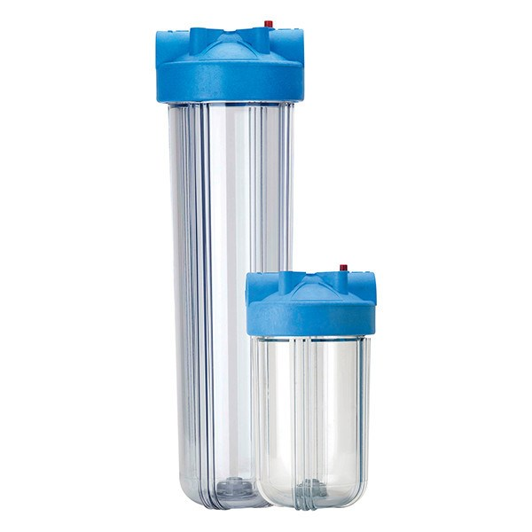 Pentek Big Blue, Big White & Big Clear Plastic Housing Liquid Filter Housing - Filtersource.com - 3