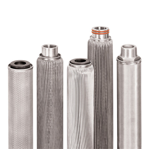 Stainless Steel Filter Elements Filtersource Com
