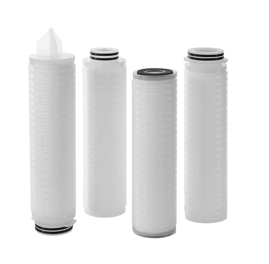 High Purity Water Peco Fuel Filters Charged Nylon Membrane Filter Cartridge