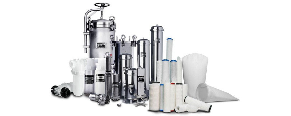 Shop online for industrial filtration housings bags cartridges filters at Filtersource.com