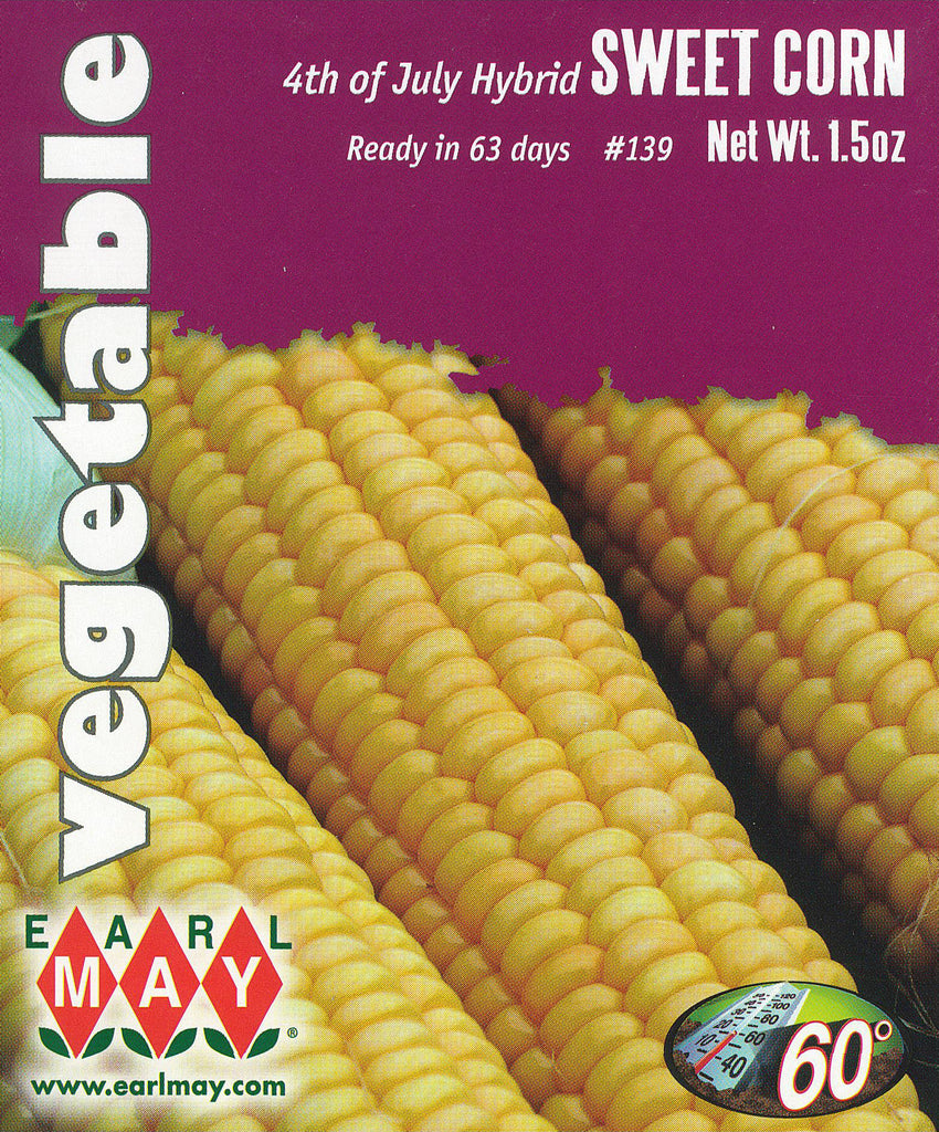 4th Of July Hybrid Sweet Corn Seeds