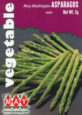 Mary Washington Asparagus Seeds