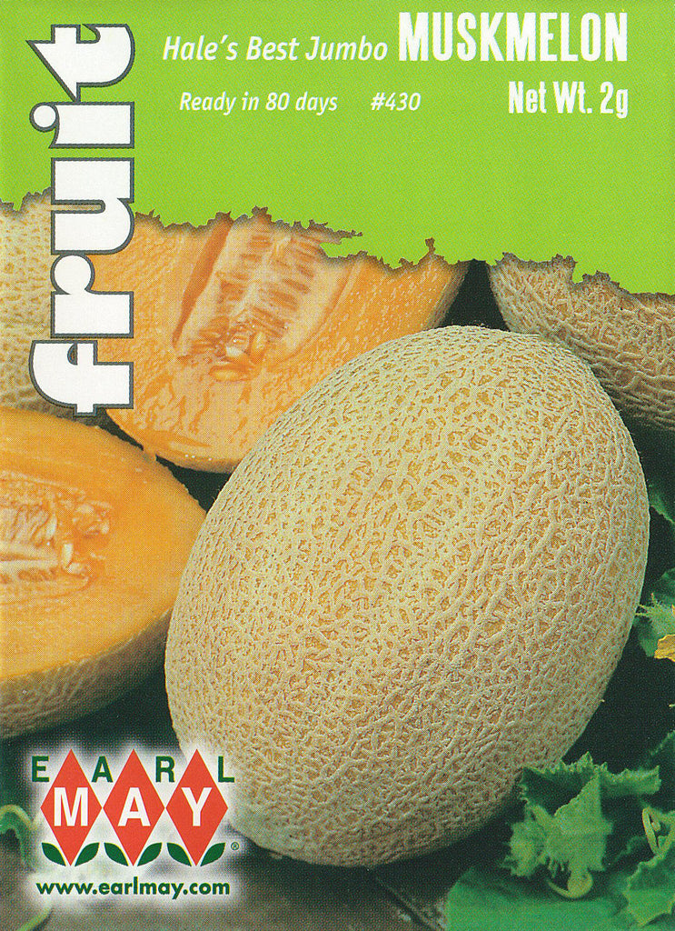 Hale's Best Jumbo Muskmelon Seeds