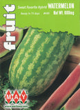 Sweet Favorite Hybrid Watermelon Seeds