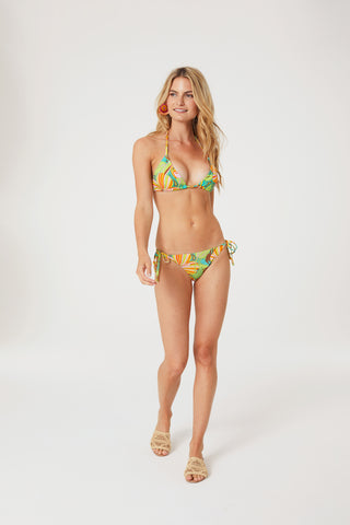 Jungle Lilly Bikini Top