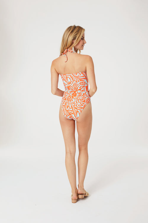 Tropical Luxe One Piece