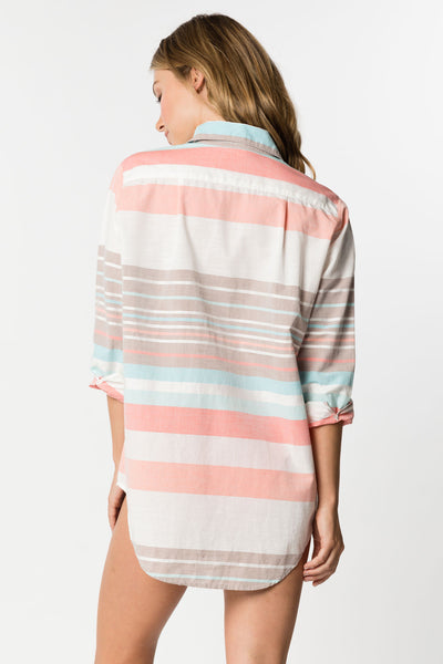 Striped Beach Shirt