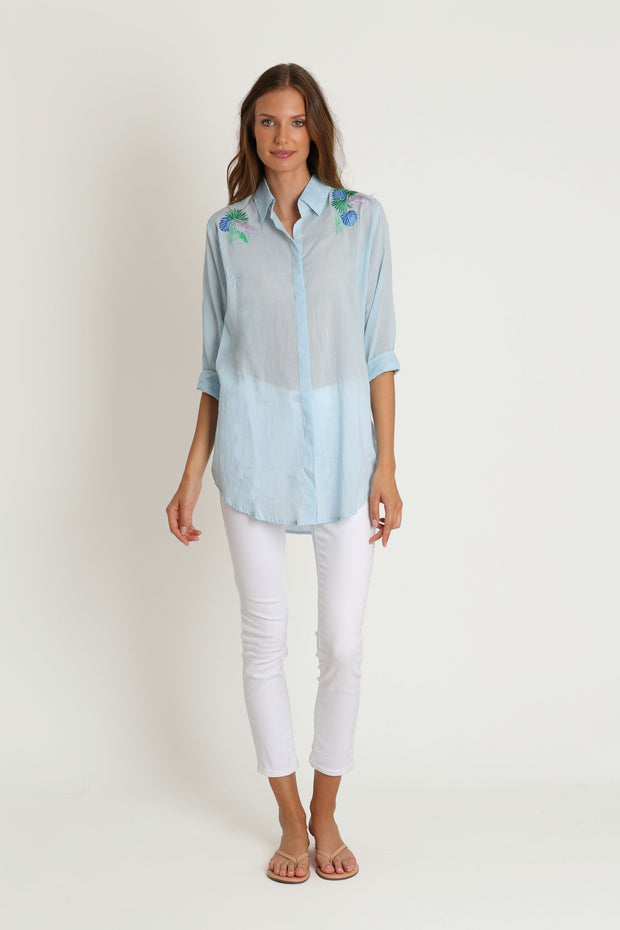 Poinciana Beach Shirt