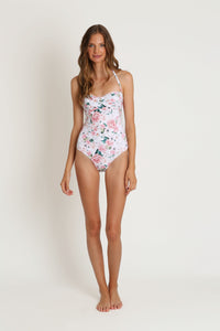 Floral Royale One Piece