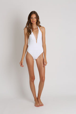 Pineapple Surf One Piece