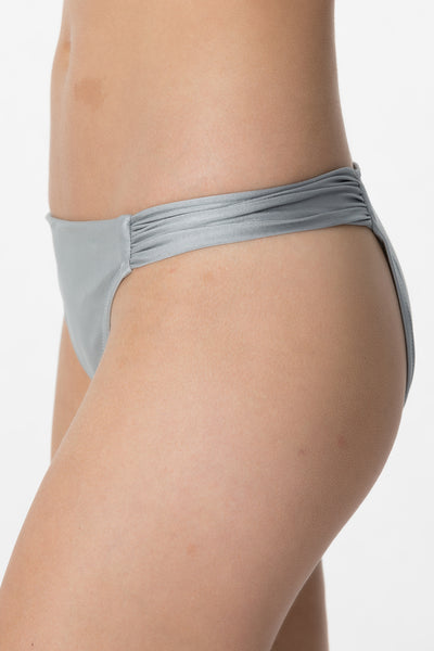 Medium Coverage Ruched Side Bottom