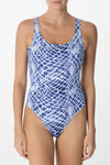 Lattice Back One Piece