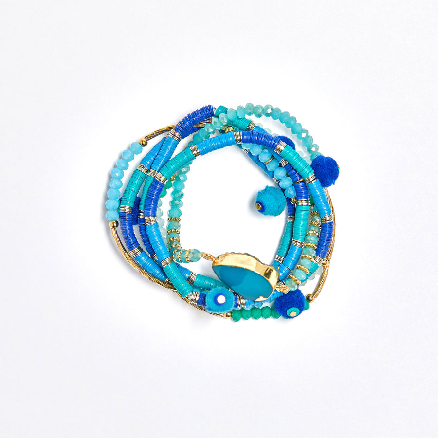 The Lagoon Bangle